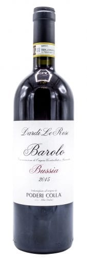 2015 Poderi Colla Barolo Bussia 750ml
