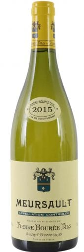 2015 P. Bouree Meursault 750ml
